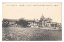 (20963-78) Chateau De Ste Colombe à Bazemont - Maison De Santé Du Gros Caillou - Autres Communes