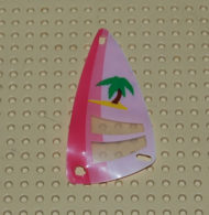 Lego Voile De Bateau Surf Ref X66px9 - Lego Technic