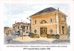 93-LES PAVILLONS SOUS BOIS-N°C-4301-A/0269 - Les Pavillons Sous Bois