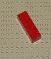 Lego Brique Rouge  Modifie 2 X 6 X 2 Poids Ref 73090b - Lego Technic