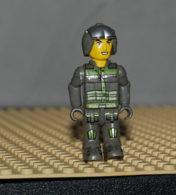 Lego Personnage Jack Stone Ref Js018 Set 4607 - Lego Technic