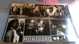 Cpa Photo Fête Le 3,juin 1962 - Montbard