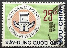 Vietnam South 1972 Treasury Bonds Campaign - Vietnam