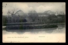 TCHEQUIE - BRUX - GRUSS AUS DEM ROSSELWALD -  RESTAURATION - Repubblica Ceca