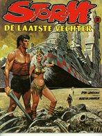 Storm 2 - De Laatste Vechter (1984) - Storm In Softcover