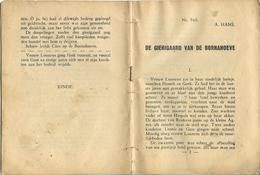 A. Hans Kinderbibliotheek Nr. 560 De Gierigaard Van De Bornahoeve ( Geen Kaft Meer ) - Books, Magazines, Comics