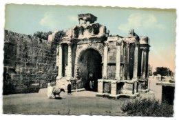 Tébessa - La Porte Caracalla - Tebessa