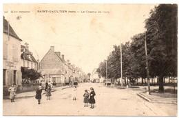 Saint-Gaultier - Indre 36 - Le Champ De Foire - Andere Gemeenten