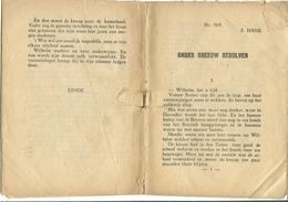 A. Hans Kinderbibliotheek Nr. 569 Onder Sneeuw Bedolven ( Geen Kaft Meer ) - Books, Magazines, Comics