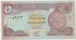 Iraq P 78 - 1/2 Dinar 1993 - UNC - Iraq
