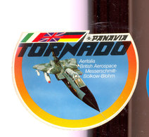 Autocollant   Tornado - Aviation