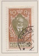 LIECHTENSTEIN 1928:   1 Timbre Oblitéré,    TTB - Liechtenstein