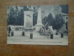 Saint-valérien , Monument élevé à La Mémoire Glorieuse Des Enfants De St-valérien Morts Pour La France , 1914-1918 - Saint Valerien