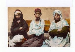 Alger. Petits Cireurs. (3088) - Afrique