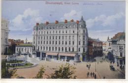 BUCURESTI  HOTEL LUVRU - Romania