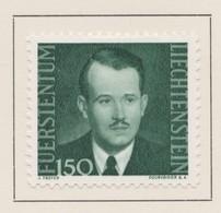 LIECHTENSTEIN 1943:   Timbre Neuf*,    TTB - Liechtenstein