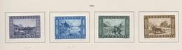 LIECHTENSTEIN 1943:   Timbres Neufs* (série Complète),    TTB - Liechtenstein