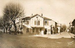 CPSM Dentelée - CANNES-la-BOCCA (06) - Aspect Du Carrefour De La Route De Pégomas Et De L'avenue Fr.-Tonner - 1950 - Cannes
