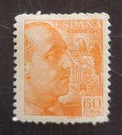 Type Franco Avec Signature Sanchez Toda N° 670 - 1931-Aujourd'hui: II. République - ....Juan Carlos I