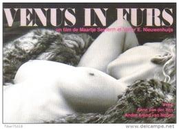 """Carte Postale édition """"Dix Et Demi Quinze"""" - Venus In Furs - Film De M. Seyferth Et V. E. Nieuwenhuijs (cinéma Affiche) - Affiches Sur Carte"""