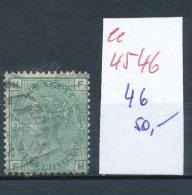 UK   Nr. 46  O- Stempel Beachten ... (ee4546 ) Siehe Scan.... - Non Classés