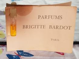 BRIGITTE DE BRIGITTE BARDOT ECHANTILLON RARE - Miniature Bottles (in Box)
