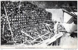 51 - Ay - Emeutes En Champagne 1911- La Socité Nouvelle - Ay En Champagne