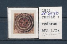 DK..   Nr. 1 O- Stempel Beachten ... (ee4580 ) Siehe Scan.... - Used Stamps