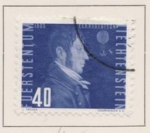 LIECHTENSTEIN Poste Aérienne 1948:   Timbre Oblitéré ,    TTB - Liechtenstein