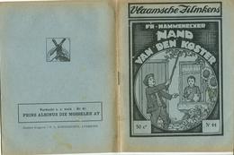 Vlaamsche Filmkens Nr 44 Nand Van Den Koster Fr. Hammenecker ( Averbode's Jeugdbibliotheek ) - Livres, BD, Revues