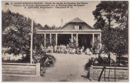 44 - B17651CPA - SAINT BREVIN L' OCEAN - Pavillon De Fleurs - Pension De Famille, A. Lefevre Proprietaire - Très Bon éta - Saint-Brevin-l'Océan