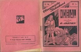 Vlaamsche Filmkens Nr 86 Moeial Naar Seidel Door R. Jaenen ( Averbode's Jeugdbibliotheek ) - Livres, BD, Revues