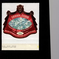 632141113 SIERRA LEONE 1970 ** MNH SCOTT C127 TREASURE OF SIERRA LEONE DAIMOND - Sierra Leone (1961-...)