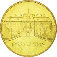 Monnaie, Pologne, 2 Zlote, 2006, Warsaw, SPL, Laiton, KM:549 - Pologne