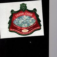 632143645 SIERRA LEONE 1970 ** MNH SCOTT C129 TREASURE OF SIERRA LEONE DAIMOND - Sierra Leone (1961-...)