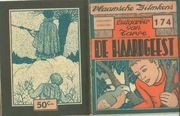 Vlaamsche Filmkens Nr 174 De Haardgeest Lutgardis Van Tarse ( Averbode's Jeugdbibliotheek ) - Books, Magazines, Comics