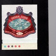 632144704 SIERRA LEONE 1970 ** MNH SCOTT C126 TREASURE OF SIERRA LEONE DAIMOND - Sierra Leone (1961-...)