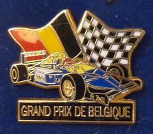 Pins TRES ANCIEN PIN'S F1 GRAND PRIX DE BELGIQUE - F1