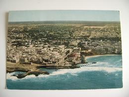 SOMALIA MOGADISCIO   AFRICA  AFRIQUE   VIAGGIATA - Somalia