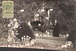 Bertrix - Grotte De ND De Lourdes (animée, 1907,...Rare) - Bertrix