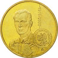 Monnaie, Pologne, 2 Zlote, 2014, Warsaw, SPL, Cupro-Aluminium, KM:901 - Pologne