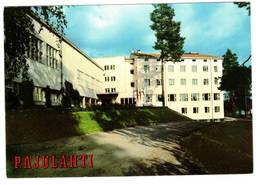 PAJULAHTI URHEILUOPISTO - SUOMI - FINLAND - Finlandia