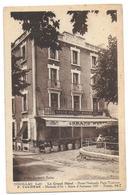 SOUILLAC - Le Grand Hôtel - Route Nationale - P. Couderc - Souillac