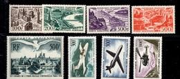 France Poste Aérienne YT N° 20, N° 24/27 Et N° 36/38 Neufs ** MNH. TB. A Saisir! - Luftpost