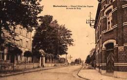 Mariembourg - Grand Hôtel Des Fagnes Et Route De Roly (passage à Niveau, Travaux, Desaix) - Couvin