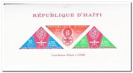Haïti 1962, Postfris MNH, Fight Against Malaria - Haiti
