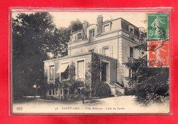 95-CPA SAINT-LEU LA FORET - Saint Leu La Foret