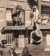Blankenberghe - Les Singes - Le Salut (top Animation, 1921, Orgue De Barbarie...petit Métier) - Blankenberge