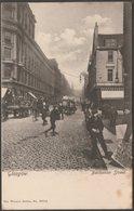 Buchanan Street, Glasgow, C.1905-10 - Wrench Postcard - Lanarkshire / Glasgow