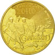 Monnaie, Pologne, 2 Zlote, 2010, Warsaw, SPL, Laiton, KM:732 - Pologne